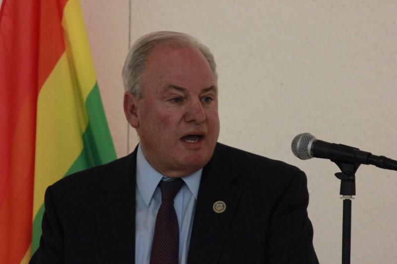 Congressman Doyle Visits RMU