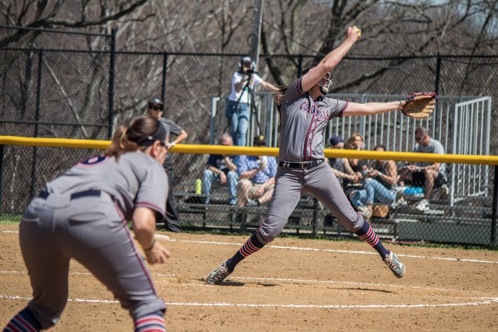 Women%27s+Softball%3A+RMU+us+LIU+Doubleheader