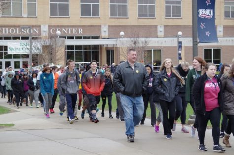 RMU to host annual Out of the Darkness Walk
