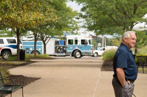 Fire department called to Joe Walton Stadium on RMU campus