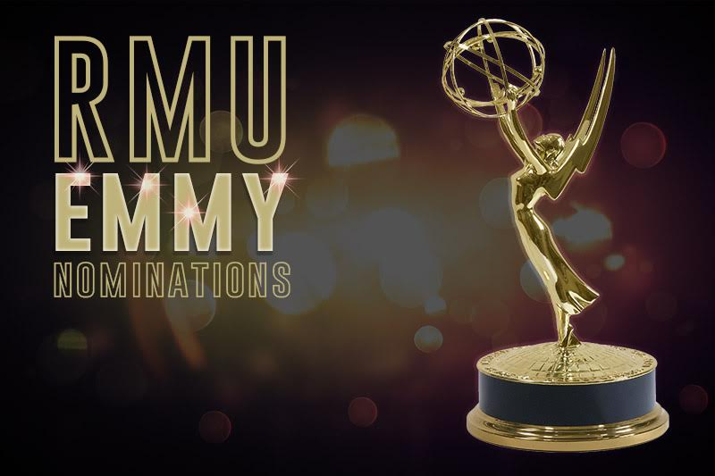 RMU+receives+4+Mid-Atlantic+Emmy+College%2FUniversity+nominations
