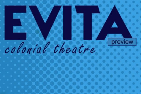 "RMU Theater presents ""Evita"""