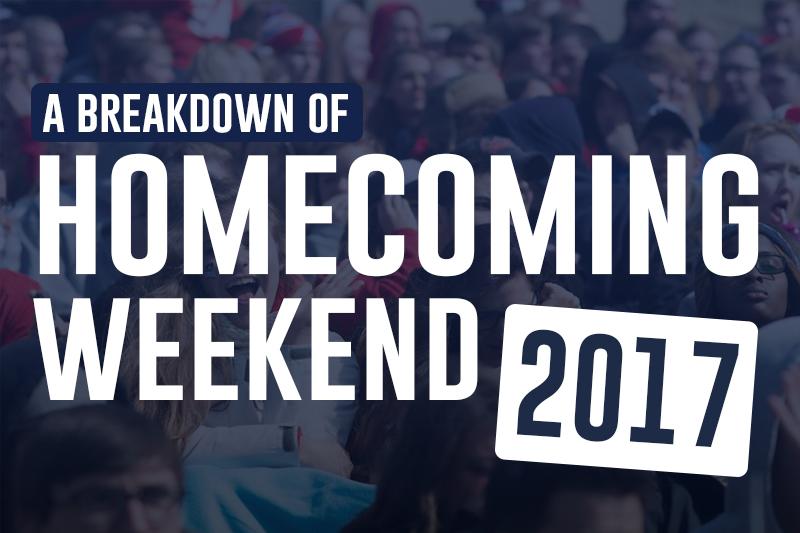 Homecoming Breakdown