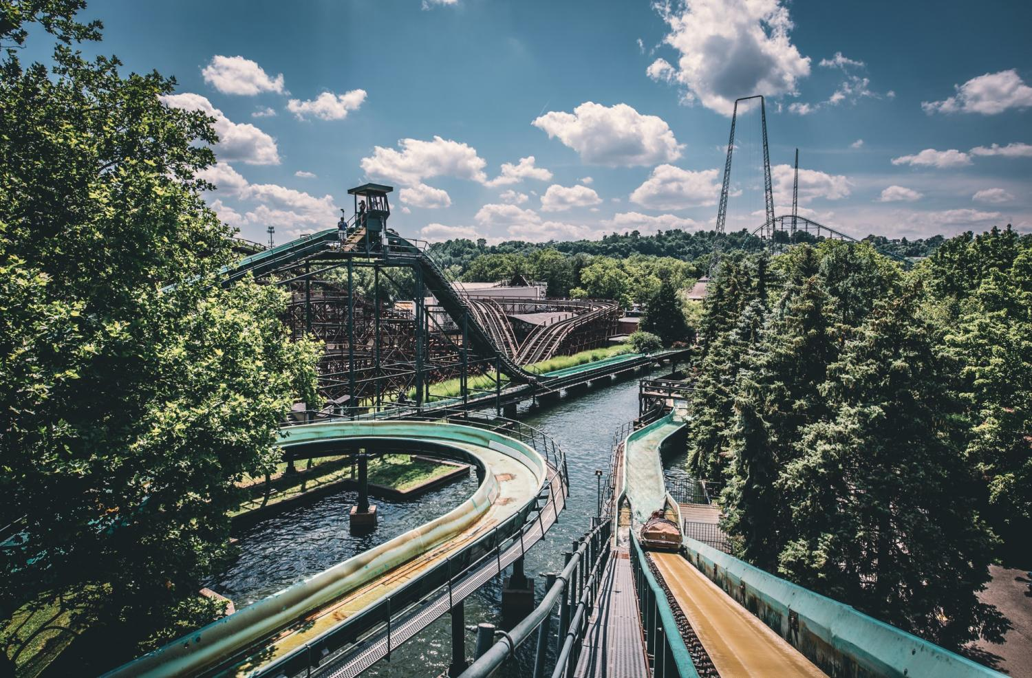 Processed with VSCO with e5 preset Photo credit: Kennywood Park