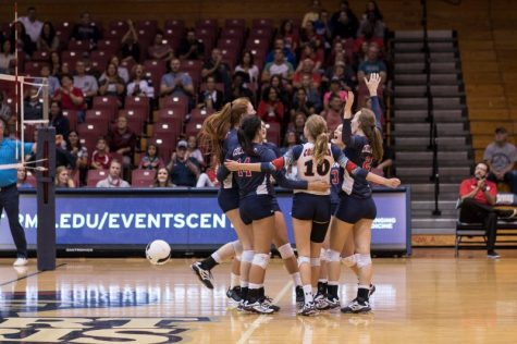 The enigma of RMU women's volleyball