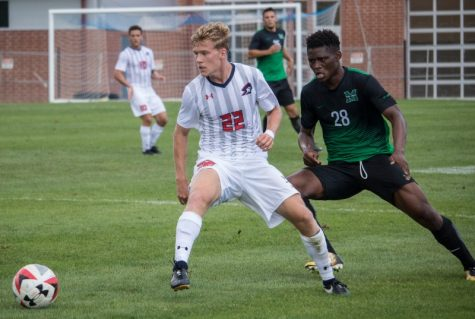 Marshall scores late goal to defeat Colonials