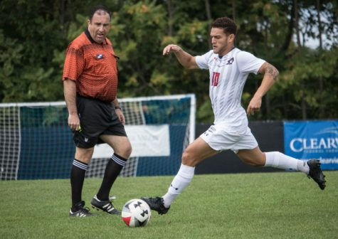 So close but not quite enough; Colonials tie with Bison