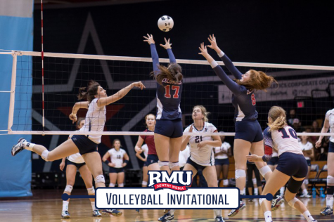 Colonials battle with the Quakers, lose in fifth set
