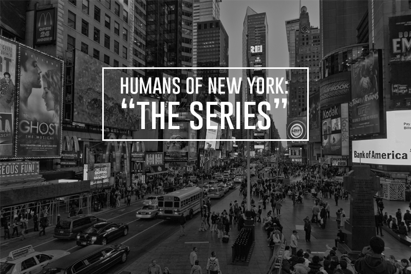Video comes to Humans of NY