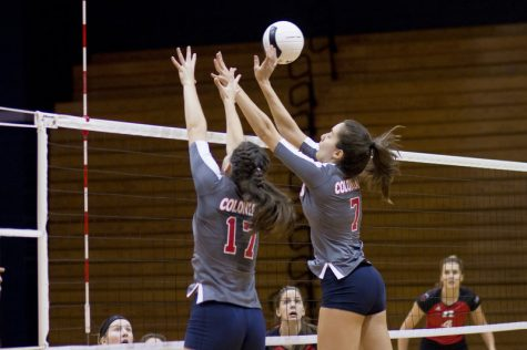 RMU sweeps SHU in first game at new recreation center