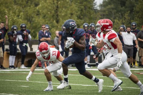 Football roundup: Robert Morris vs. Youngstown State