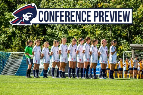 Women's soccer conference preview: Confident Colonials ready for conference play
