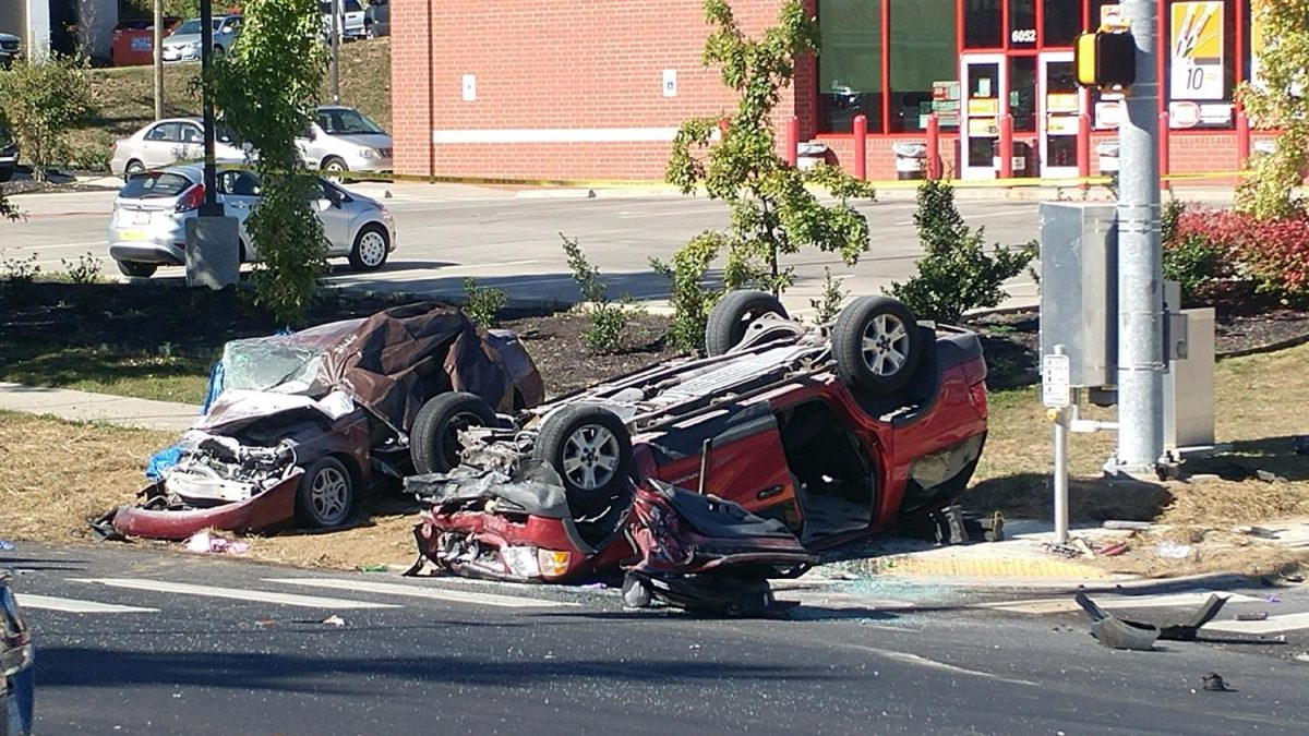 2 killed, 1 injured in crash near RMU campus entrance
