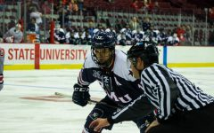 Colonials fall to Buckeyes on the road