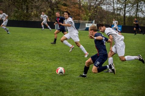 Men's Soccer: RMU vs Fairleigh Dickinson