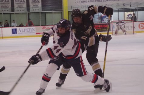 Colonials joust Black Knights in home opener
