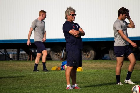 Men's soccer conference preview: Forgetting the past and looking towards the future