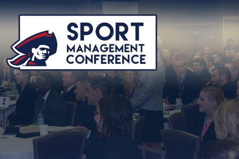 RMU students network with professionals at the annual Sports Management Student Summit