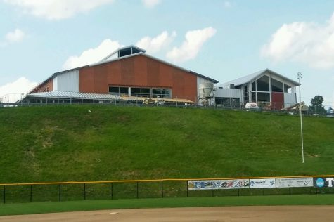 RMU to begin paving Student Recreation and Fitness Center roads