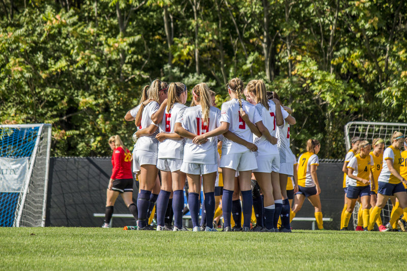 Women's soccer roundup: RMU vs. Central Connecticut State