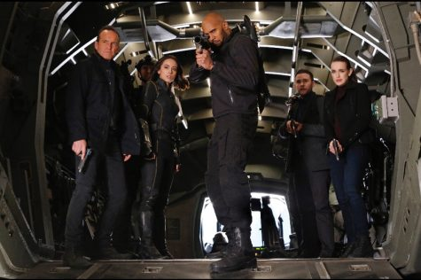 The Agents of S.H.I.E.L.D. return
