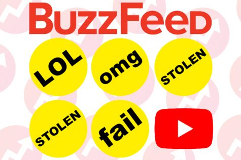 Buzzfeed's plagiarism issue