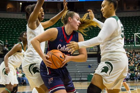 Colonial Talk: Turnovers and nerves in women's basketball opener