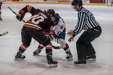 Women's Hockey: RMU vs RIT