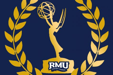RMU-TV congratulated by Moon Township Board of Directors for Student Production Award
