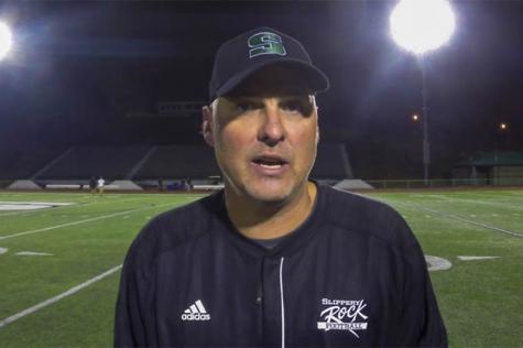 RMU football coaching candidate: Slippery Rock's Shawn Lutz