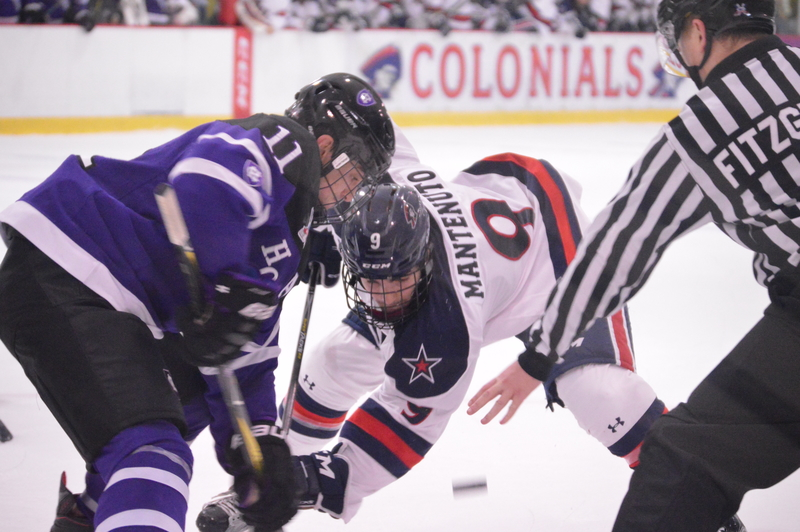 Colonial Talk: Breaking down RMU's battle with Holy Cross