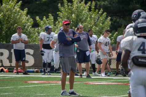 BREAKING NEWS: RMU head football coach Banaszak resigns