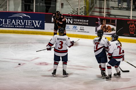 RMU sweeps RIT with 5-2 win
