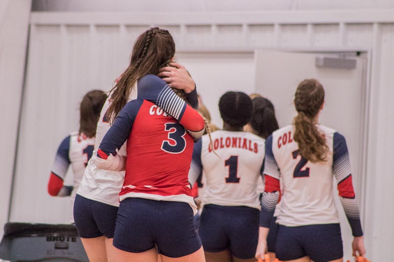 Colonials edge out Red Flash to boost postseason odds