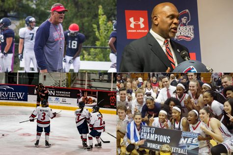 Robert Morris Athletics: 2017 in review