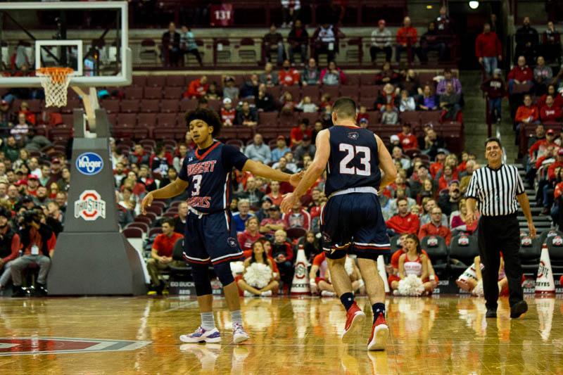 Breaking+down+Robert+Morris+basketball%27s+four-game+win+streak