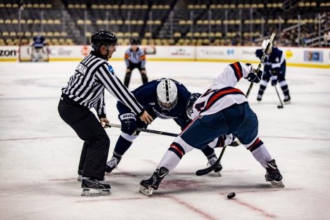 Men's Hockey: RMU vs PSU