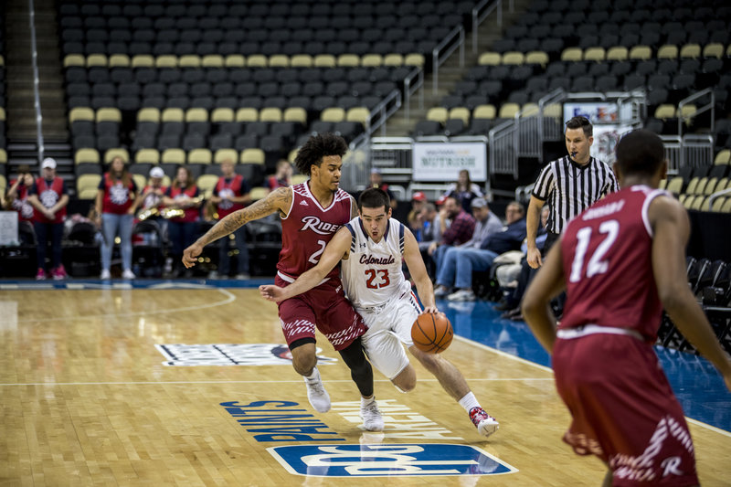 Colonial Talk: Strong finish helps Robert Morris defeat Rider
