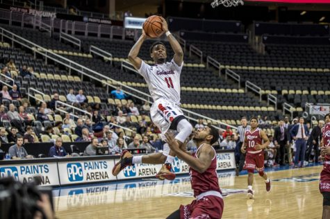 Dachon Burke: An in-depth look at RMU basketball's most valuable player