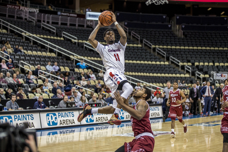 Dachon Burke becomes second Robert Morris transfer this offseason