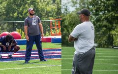 Colonials clean house; three more coaches depart football staff