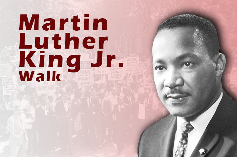 Martin Luther King Walk