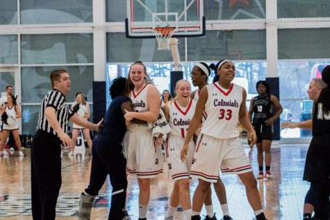 Megan Smith wins it at the buzzer in key NEC battle