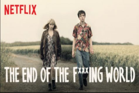 """The End of the F***ing World:"" Netflix's darker future looks bright"