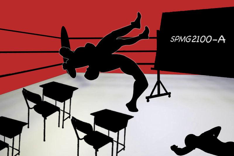 WWE CLASS