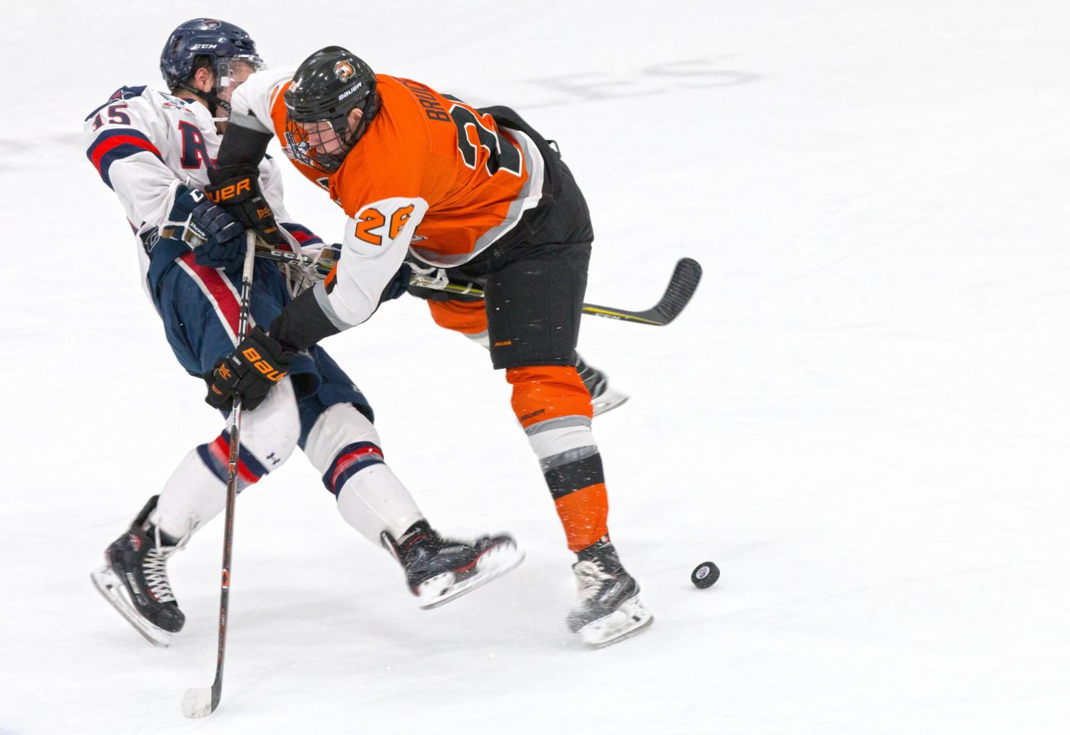 Men's Hockey: RMU Vs RIT