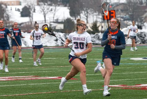 Preview: Women's lacrosse look to pummel Pioneers