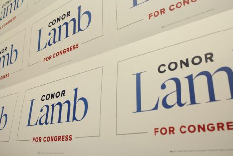 Jon Bauman speaks for Conor Lamb