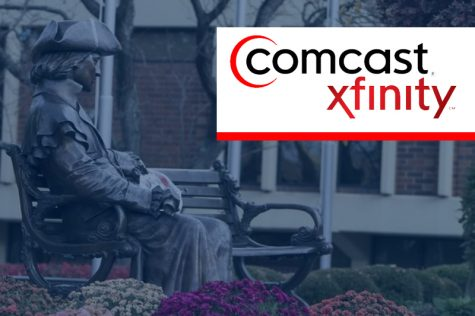 Xfinity on Campus comes to RMU