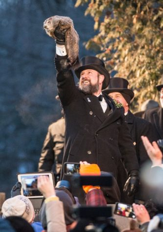 Punxsutawney Phil sees six more weeks of winter in 2018